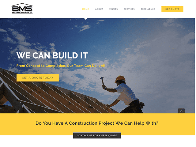 bms construction